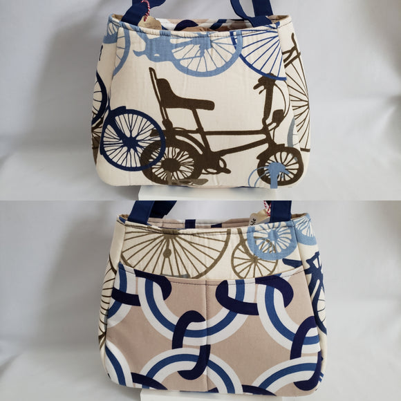 Ethel Purse - Bicycles