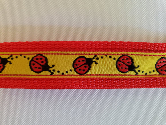 Ladybugs Key Fob