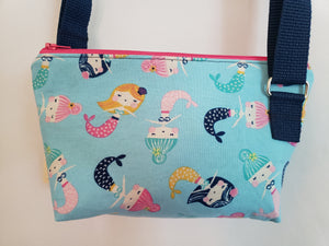 Mermaids Crossbody Bag