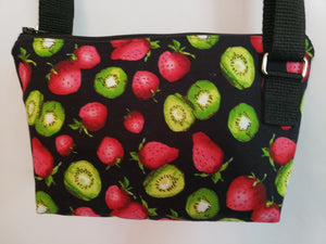 Summer Fruits Crossbody Bag