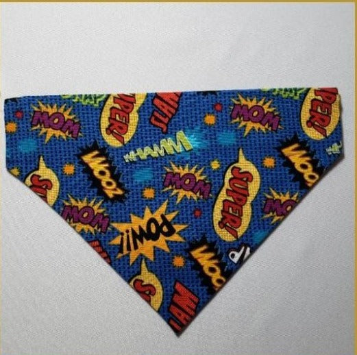 Marvel Comics Over-the-Collar Pet Bandana