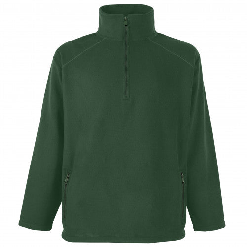 F/Loom 1/2 Zip Fleece