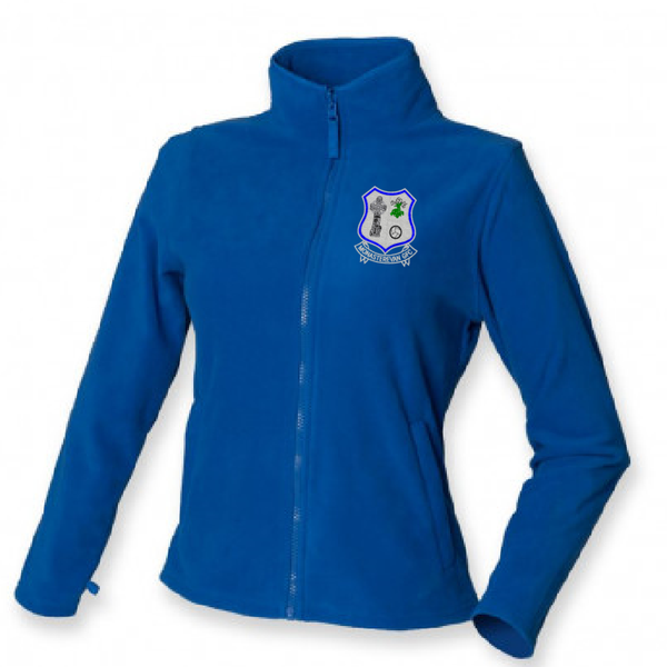 H851 Ladies Henbury Micro Fleece