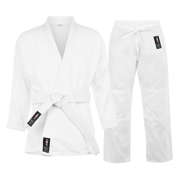Cimac Giko Judo Suit White Adult