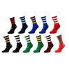 Precision Pro Hooped Adult GAA Mid Socks