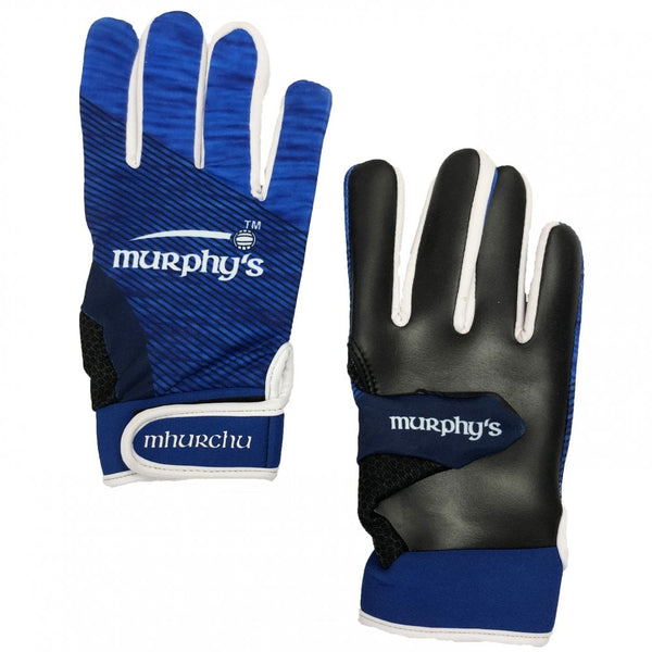 Murphys Adult Gaelic Gloves Navy/Blue