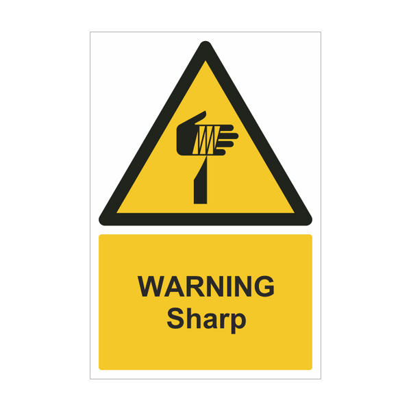 Warning Sharp
