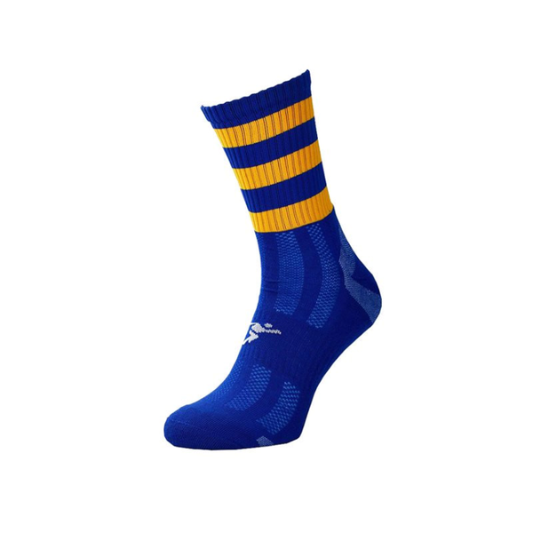 Ellistown Pro Hooped Adults GAA Mid Socks