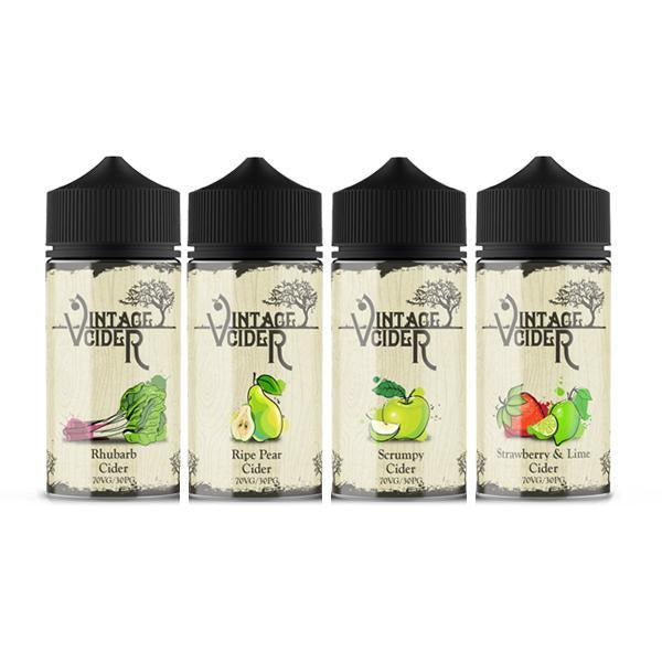 What is the best cider flavoured vape e-liquid?