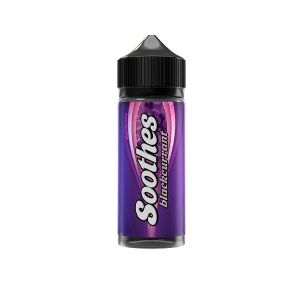 Soothes 0mg 120ml Shortfill (70VG/30PG)