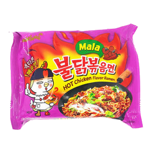 Samyang Hot Chicken Mala