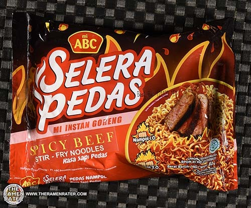 ABC Spicy Beef