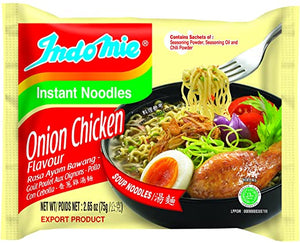 Indomie Onion Chicken