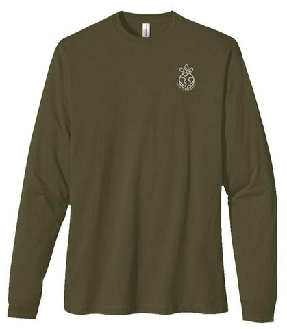Earth Day Organic Long Sleeve