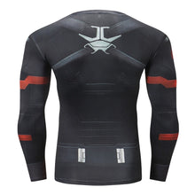 Load image into Gallery viewer, Hydra Long Sleeve Compression Fitness Tee