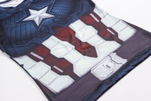 Load image into Gallery viewer, Captain America Long Sleeve Compression Fitness Tee