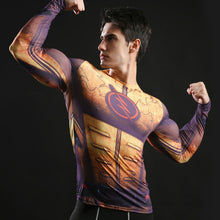 Load image into Gallery viewer, Flash Long Sleeve Compression Fitness Tee