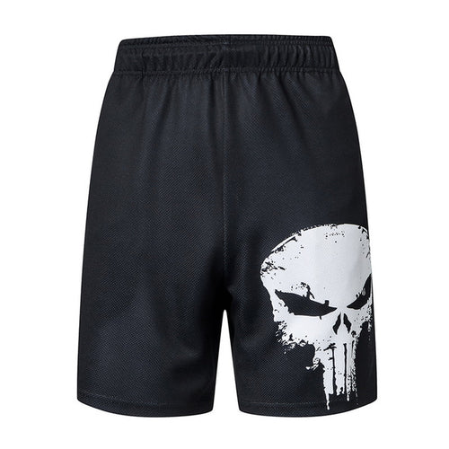 Punisher Casual Men's Gym Shorts