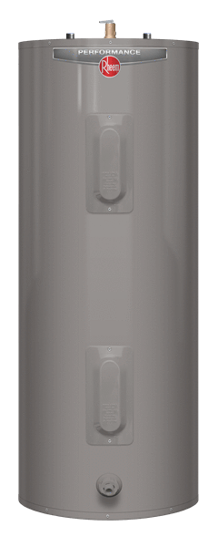 Rheem 30 Tall Electric 6 Yr Water Heater, Rheem Water Heater - Comfort Depot Gaithersburg