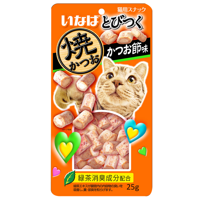 Ciao Soft Bits Mix – Tuna & Chicken Fillet with Dried Bonito Flavour (25g)
