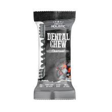 "Load image into Gallery viewer, Absolute Holistic Dental Chew 4"" (25g/pc) - Charcoal"