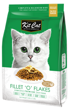 Load image into Gallery viewer, Kit Cat Premium Dry Cat Food - Fillet 'O' Flakes (2 Sizes)