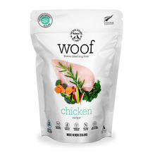Load image into Gallery viewer, WOOF Freeze Dried Raw Chicken Dog Food (2 Sizes) 1