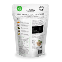 Load image into Gallery viewer, MEOW Freeze Dried Raw Duck Cat Food (280g)