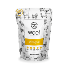 Load image into Gallery viewer, WOOF Freeze Dried Raw Wild Goat Dog Treats (50g)