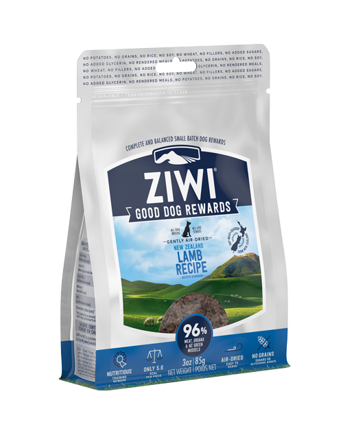 ZIWI Good Dog Rewards Lamb Pouch (85g)