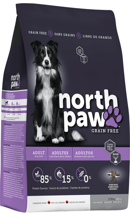 North Paw Adult Dog Food (2 Sizes)