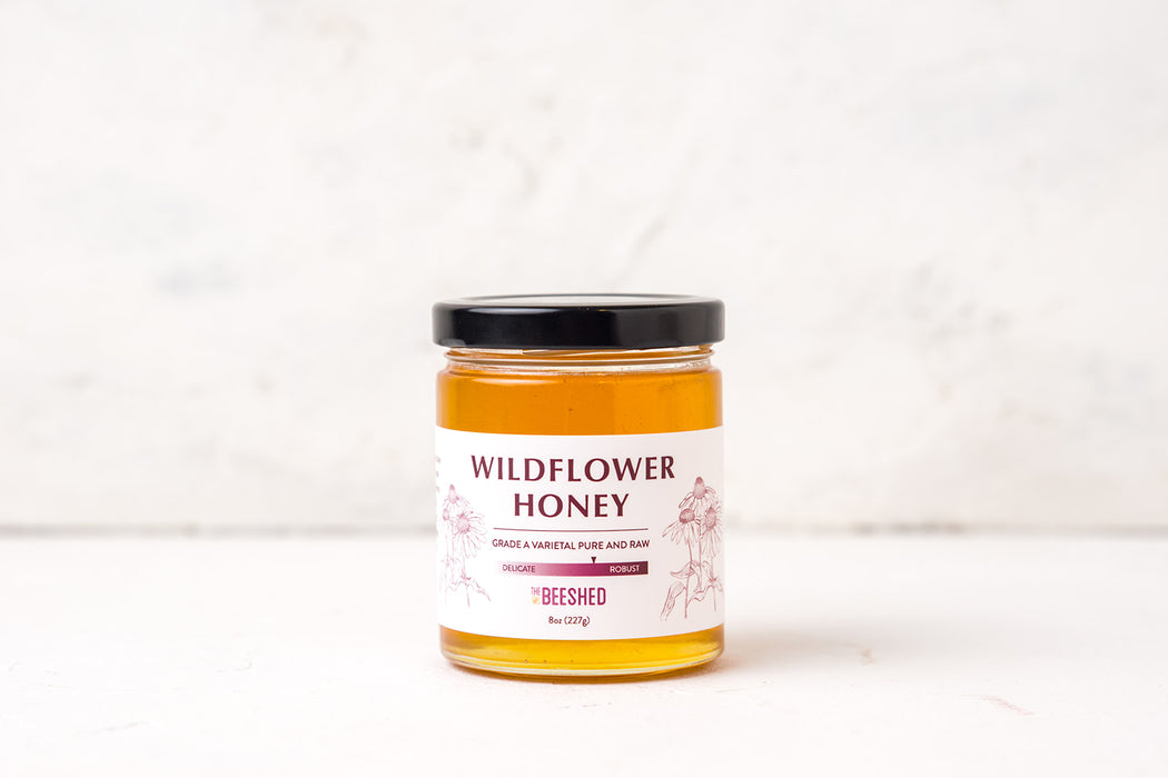 Wildflower Honey - The Midwest Classic