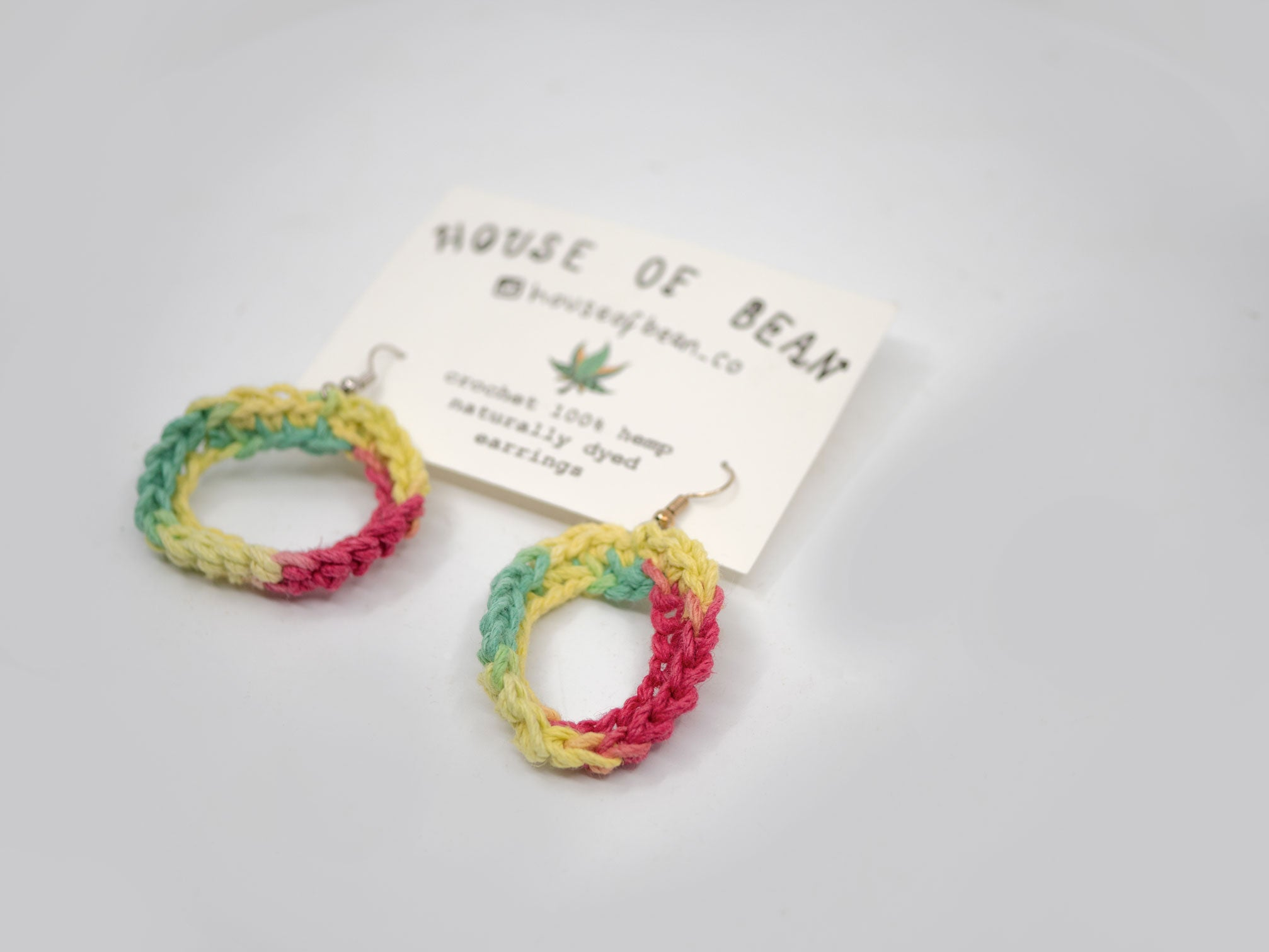 Handmade Earrings | Pop-Up Product