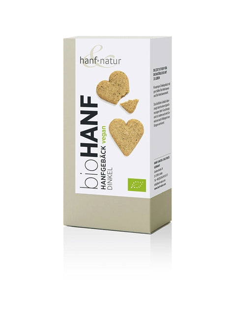 Hemp Biscuits | Hanf & Natur