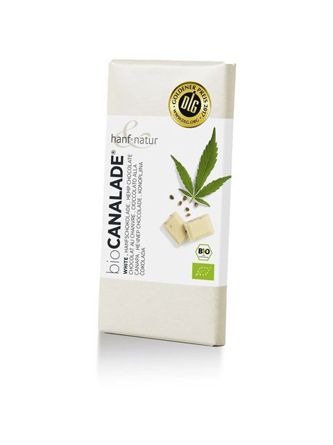 Hemp Chocolate, White | Hanf & Natur