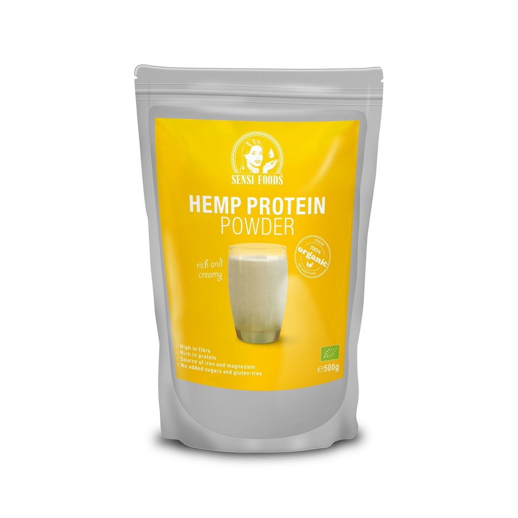 Hemp Protein Powder | Sensi Seeds