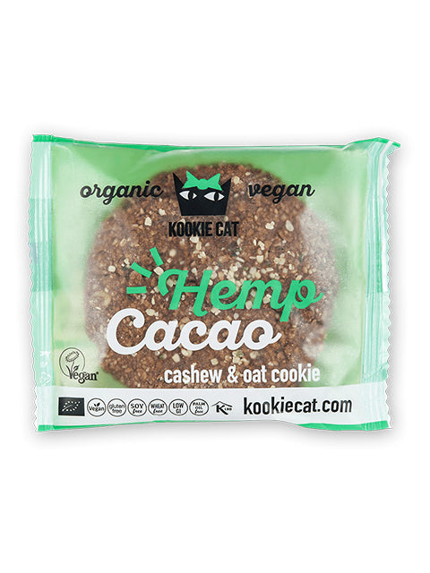 Hemp Cacao Cookie | Kookie Cat