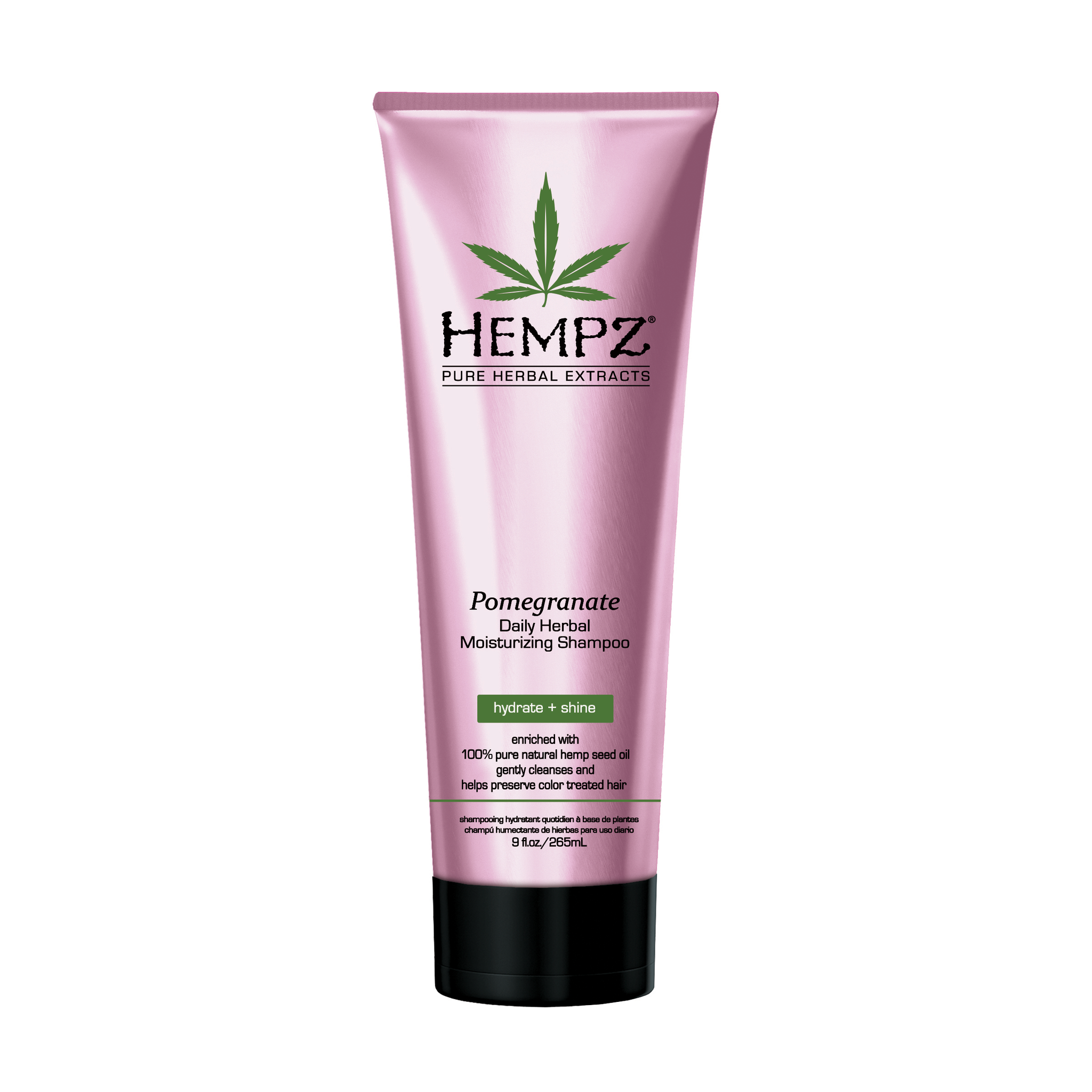 Pomegranate Shampoo & Conditioner | Hempz