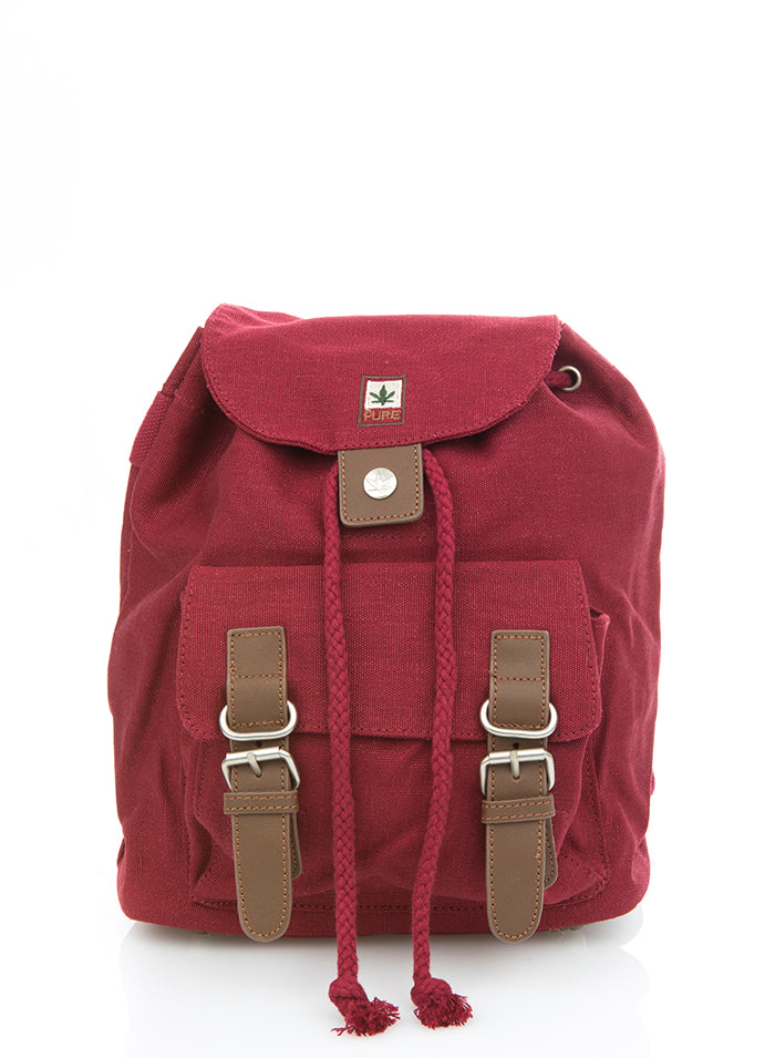 Mini Hemp Backpacks