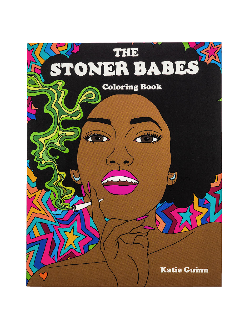Stoner Babes | Coloring Book