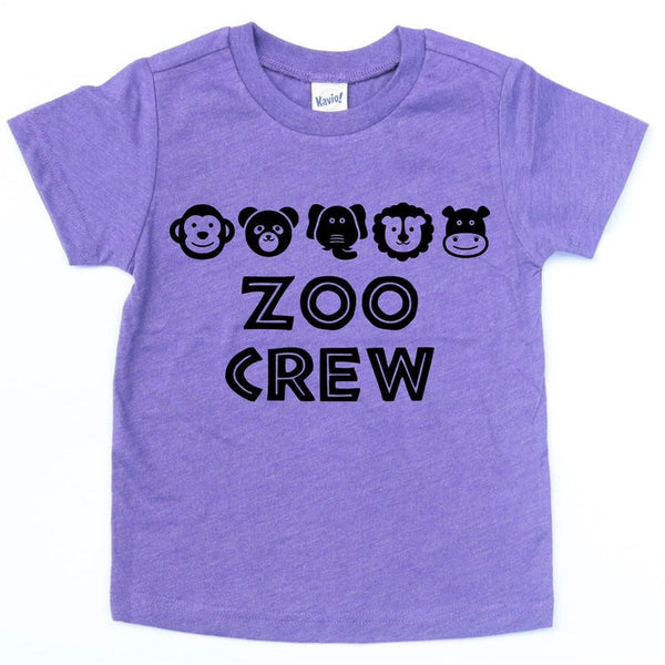 ZOO CREW KIDS SHIRT