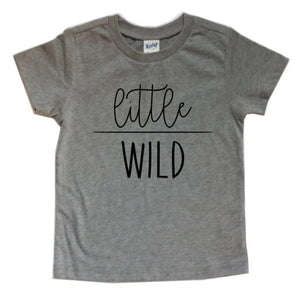 LITTLE WILD KIDS SHIRT