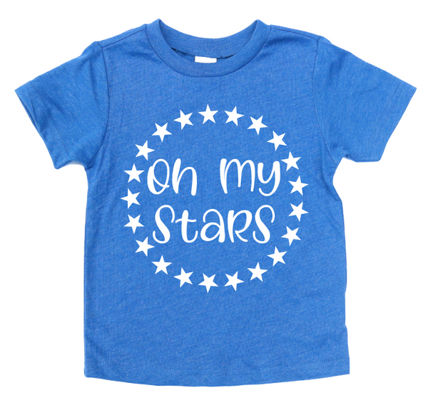 OH MY STARS KIDS SHIRT