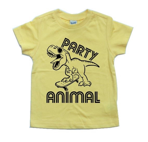 PARTY ANIMAL KIDS SHIRT