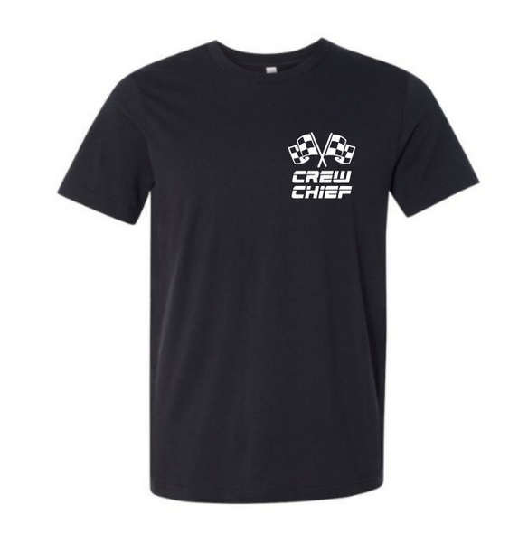 CREW CHIEF ADULT T-SHIRT