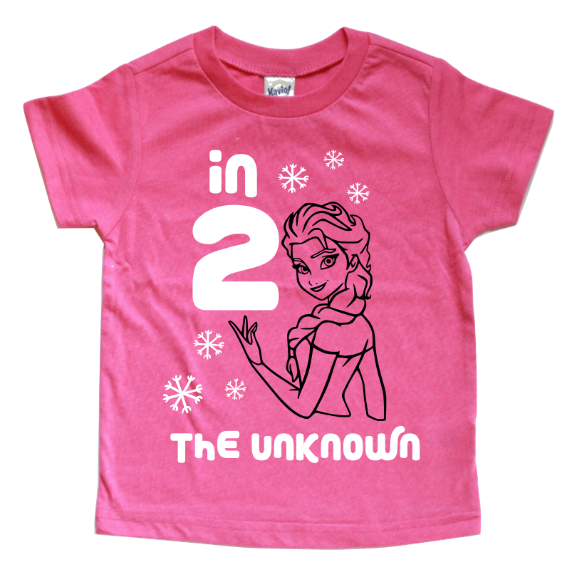 IN 2 THE UNKNOWN KIDS SHIRT