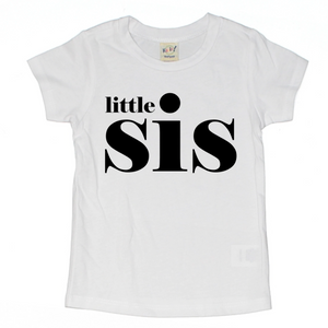 LITTLE SIS KIDS SHIRT