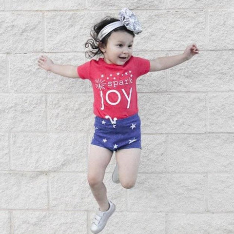 SPARK JOY KIDS SHIRT