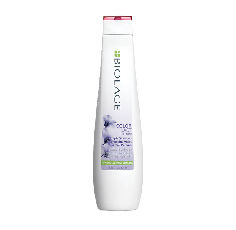 ColorLast Purple Shampoo with Fig & Orchid 250ml