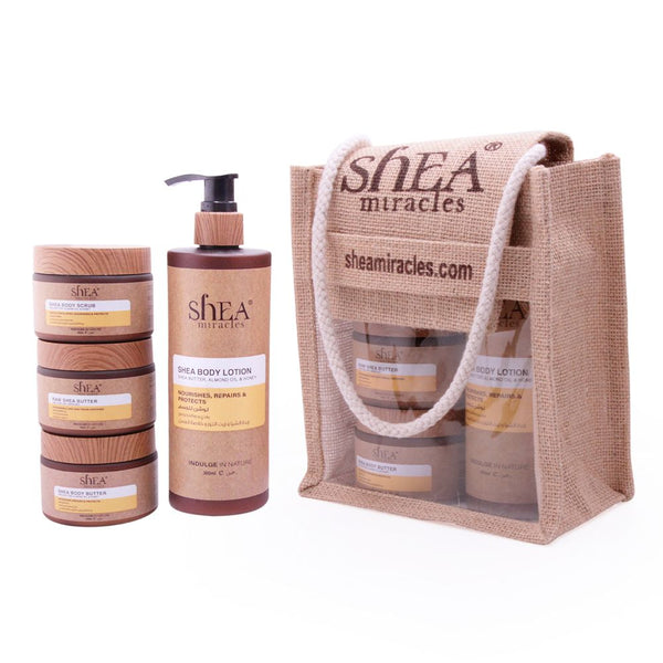 Shea Body Treatment Kit